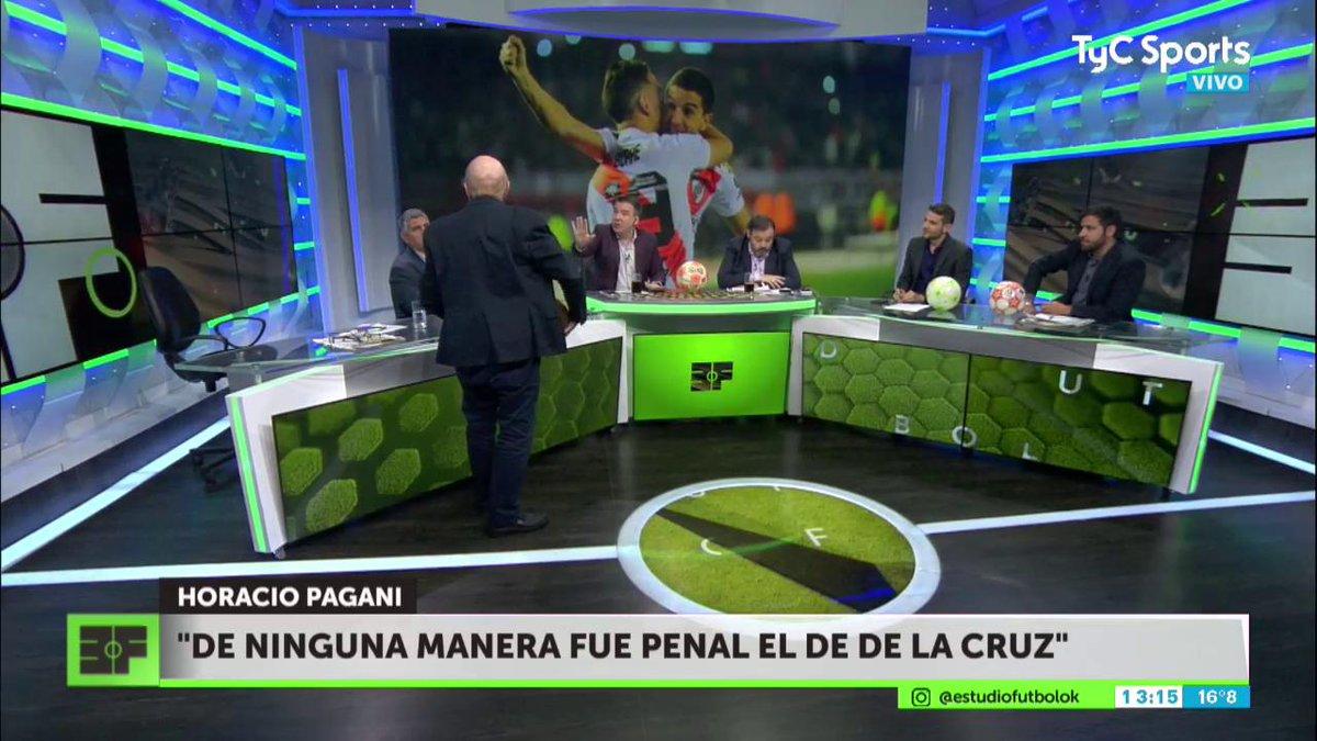 Para Horacio Pagani el VAR es lo peor del fútbol.