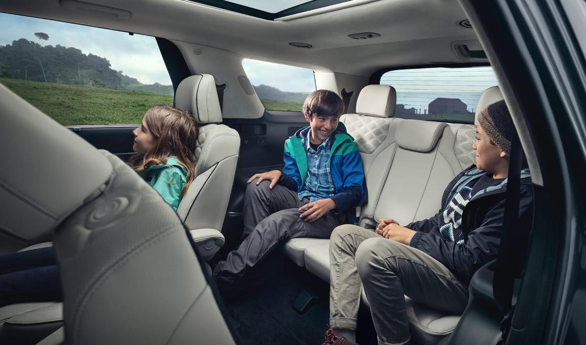 Brilliant The 2020 Hyundai Palisade Is Equipped With Second Row Bench Short Links Chair Design For Home Short Linksinfo