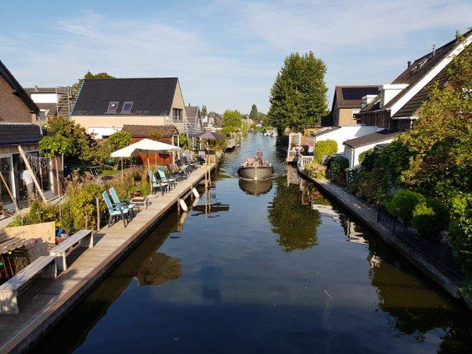 #DeLier Nog even geduld en straks komen ze langs Gondelvaart onderdeel van de feestweek. https://t.co/pD1Tza27mS