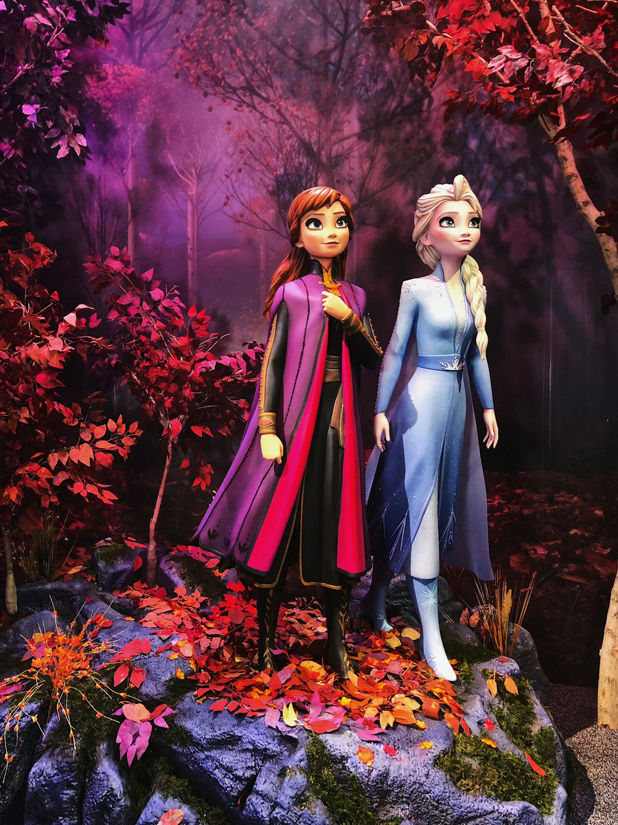 Let the adventure begin! Join us all weekend long at the Disney Animation pavilion for presentations, photo opps, and more! #D23Expo #Frozen2 <br>http://pic.twitter.com/QqRHns3b0N