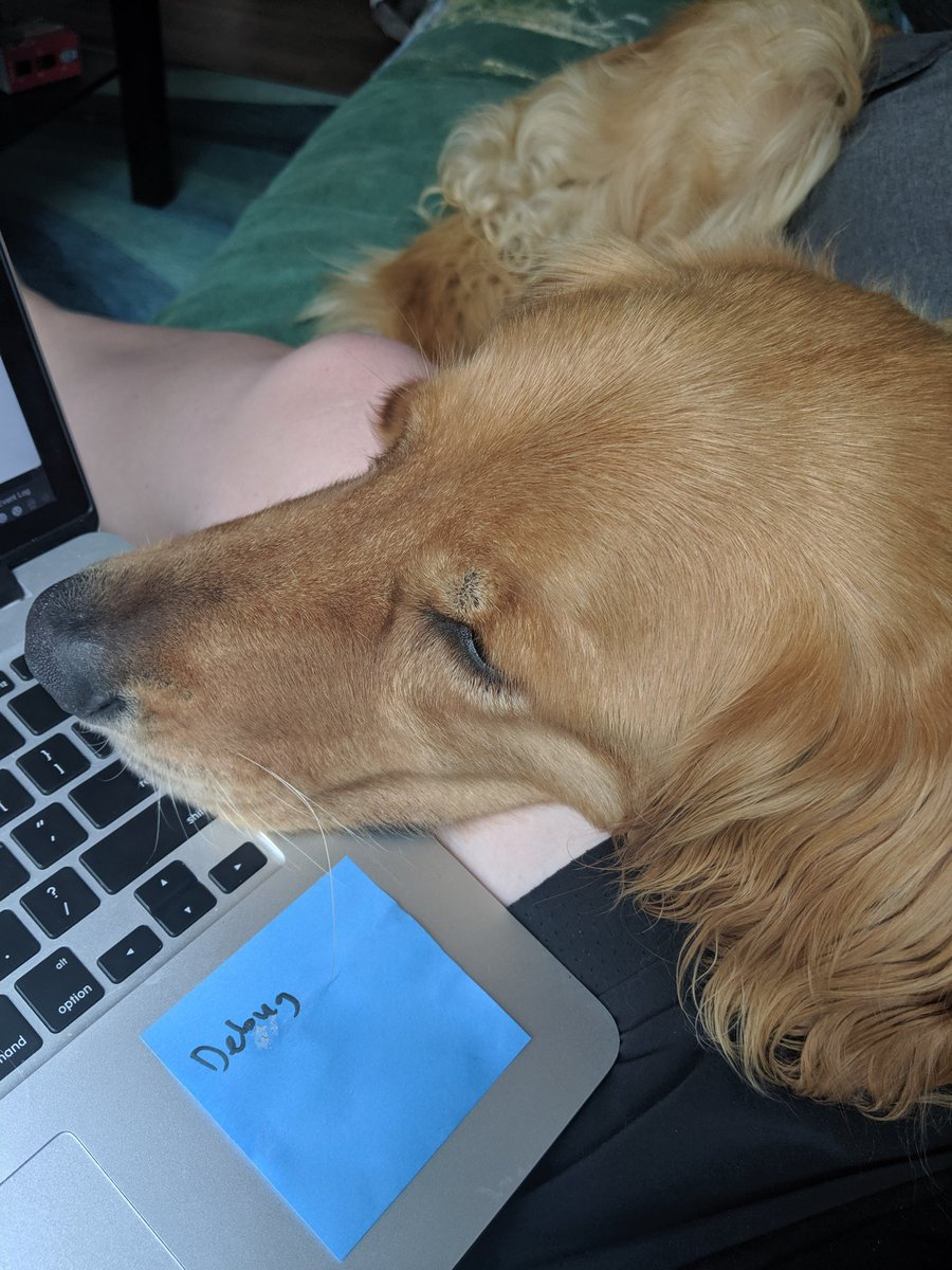 @darth Paired programming to help the weekend come sooner