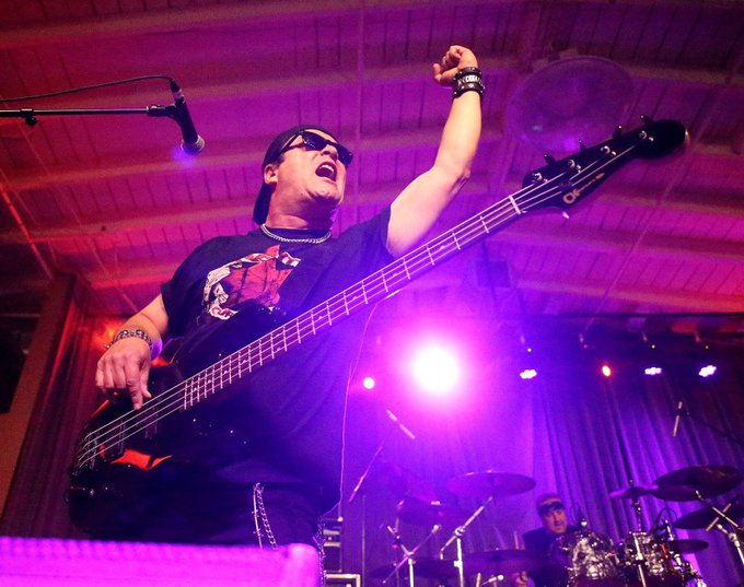 Happy belated birthday to this guy .... .... Ratt n Roll!!