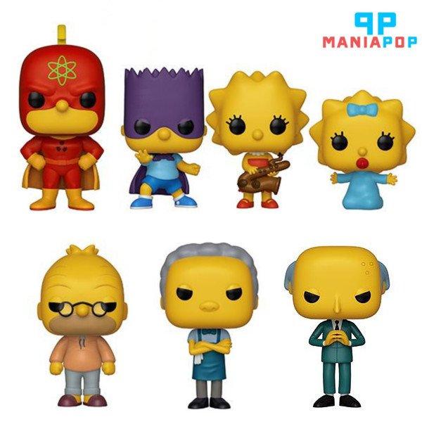 Os Simpsons completaram 30 temporadas, comemorando esta data a Funko criou uma nova coleção dos personagens. É a oportunidade de você adquirir em nosso site o seu favorito!!!  http://www.maniapop.com.br  #fox #simpsons #desenho #animação #coleção #família #funkopop #funko #maniapop pic.twitter.com/EjfKkdHI62