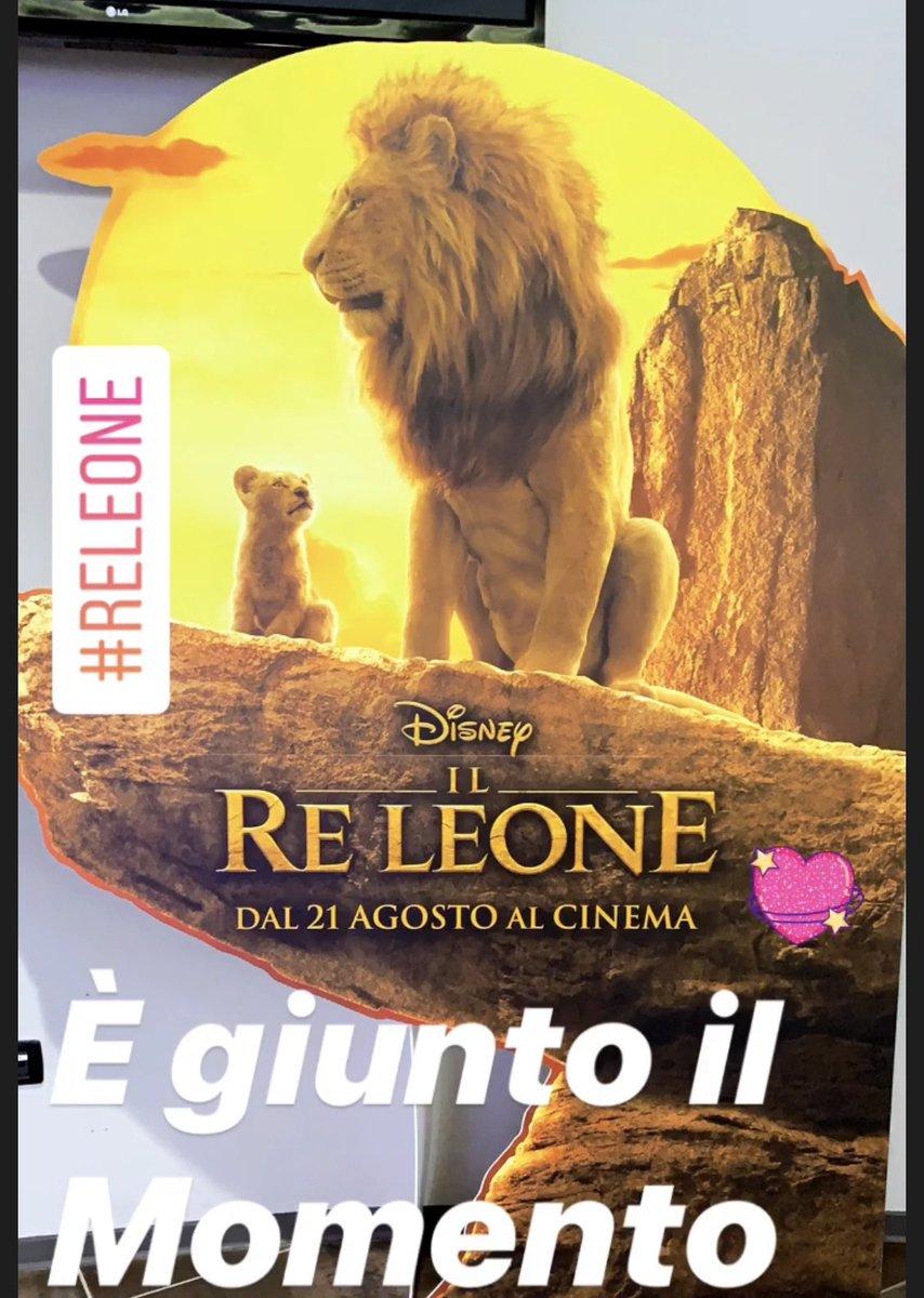 #IlReLeone