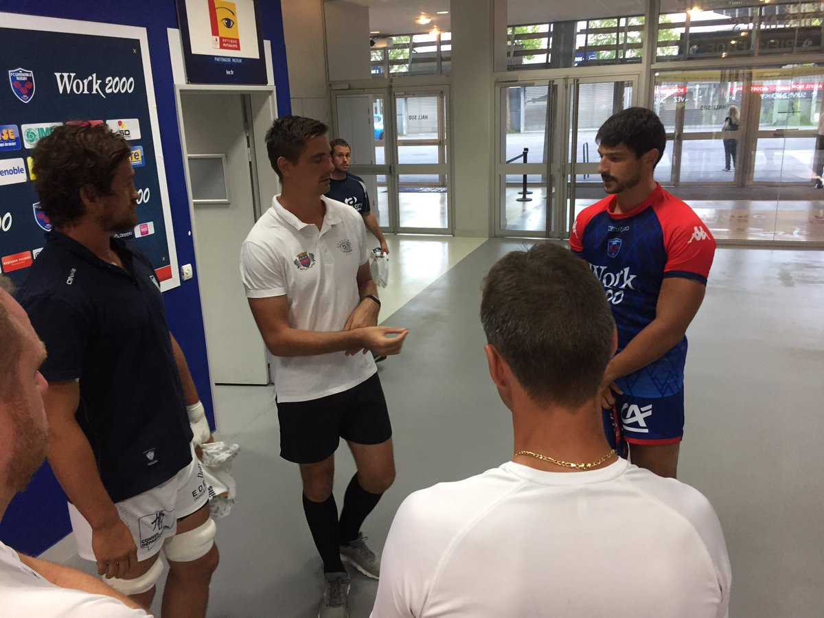 FC Grenoble Rugby @FCGrugby
