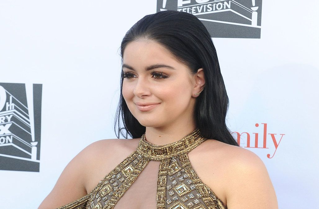 Ariel Winter's complete style transformation: From adorable princess gowns to super sexy LBDs https://t.co/VChc4GcsZ9 https://t.co/1q6DlMNGfa