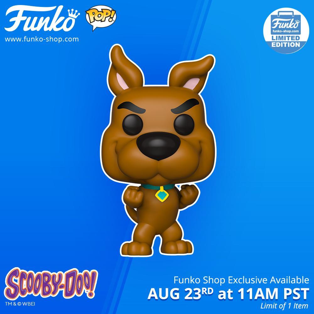 Funko Shop Exclusive Item: Pop! Animation - Scooby-Doo! - Scrappy Doo is NOW LIVE! Visit  http:// Funko-shop.com    ! #Funko<br>http://pic.twitter.com/2AHxBXJuxo