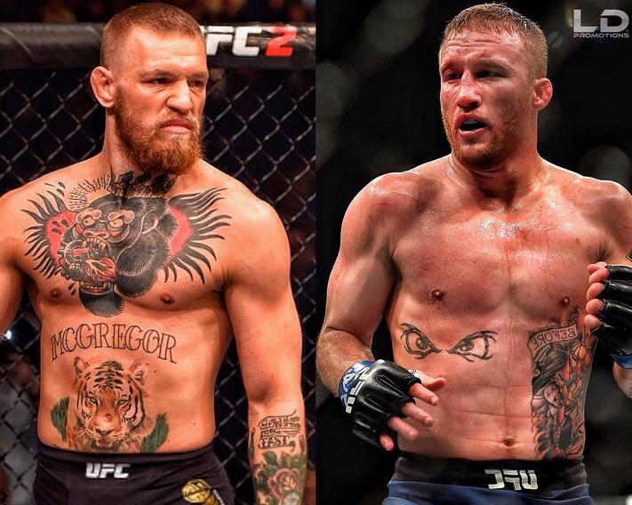#8DeportivoTN8 Según @TheNotoriousMMA @UFC planeaba su regreso contra Justin Gaethje en #UFC240, pero no ocurrió debido a una lesión del irlandés, sin embargo, manifestó que este combate podría ocurrir a finales de año. #UFC #AMM