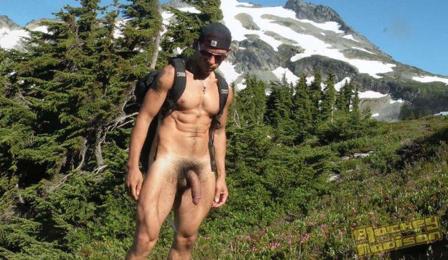 Gay Hiking And Running Main Image