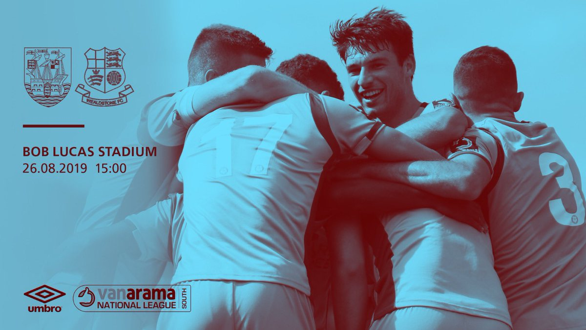 COMPETITION   The Terras have two games over the Bank Holiday weekend and on Monday we face @WealdstoneFC at the Bob Lucas Stadium.  For your chance to win a FREE ticket to this game, RETWEET this post. A winner will be selected at random and announced on Sunday. #UpTheTerras<br>http://pic.twitter.com/KfLEOpHAaX