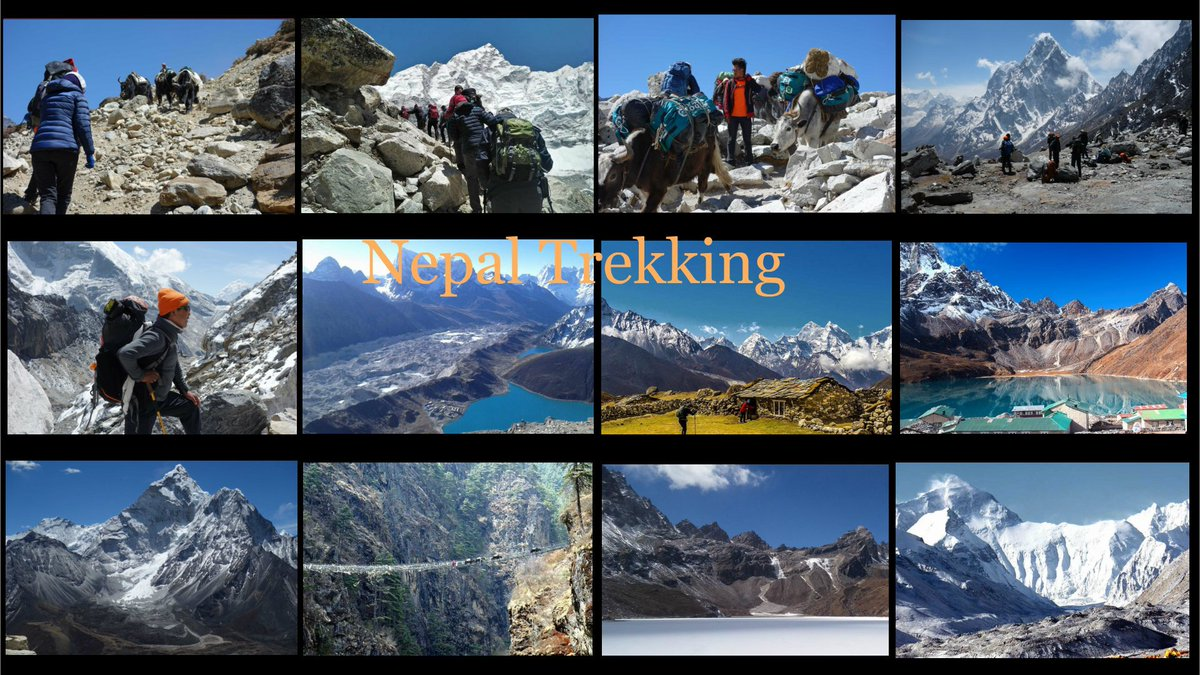 We are feeling very excited with Nepal trekking season starting in just over a week! 😁. Check out our page for 2019 availability and offers 🏔️http://ow.ly/VKRo50vGR5j#KandooAdventures #Nepal #Trekking