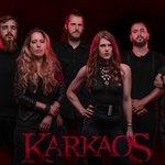 Image for the Tweet beginning: Kittie's Morgan Lander joins Karkaos...  ~Karkaos,