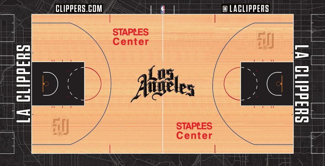 This leaked Clippers court is one of several potential designs that could show up in stadiums in 2019-20.  Paul George + Kawhi Leonard + GTA: San Andreas Vibes = Shut Up and Take My Money.  More:  https:// slam.ly/nba-courts-201 9-20  …  <br>http://pic.twitter.com/AbxmBb7eSW