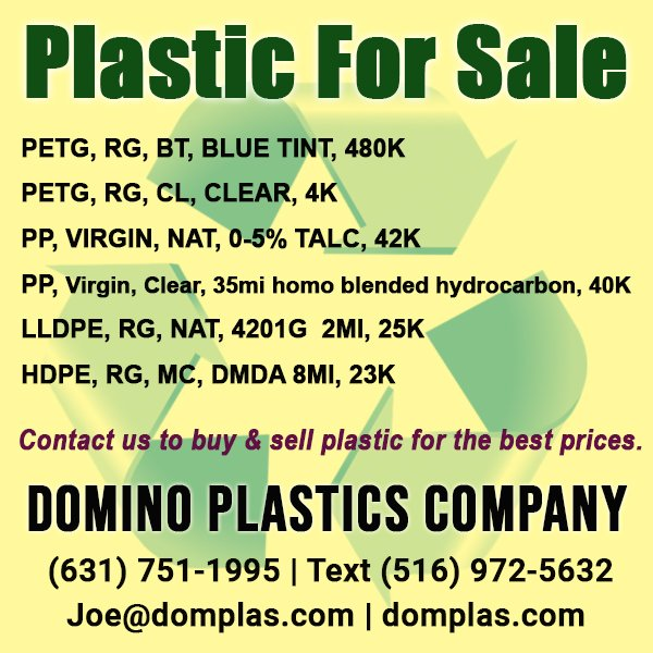 Domino Plastics Co  (@dominoplastics) | Twitter