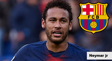 #Football : Finally…. #Neymarjr from #PSG to #Barcelona . Loan €40M buy next year €160M pffft that much for such a crying baby. #LaLiga #Barca #Brazil