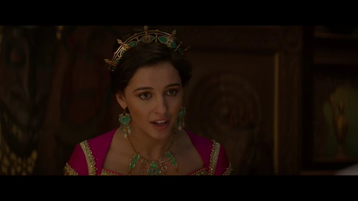 Finally watched it...  What a brilliant performances by everyone  Will Smith , Naomi Scott n Mena Massaud nailed it  #Aladdin #Worthwatching<br>http://pic.twitter.com/FCCgso9FEd