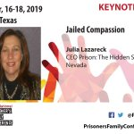 "Image for the Tweet beginning: I'm speaking on ""Jailed Compassion"""