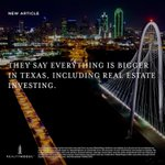 Out of the 7 properties within our MogulREIT II portfolio, 5 are located in Texas.To find out why we have such a positive outlook on Texas, read our new article about the potential benefits of investing in the Lone Star State: https://t.co/CoQLHC3kxv
