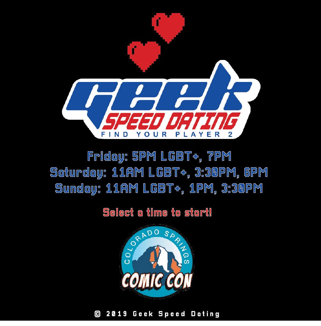 Speed Dating Colorado Springs co