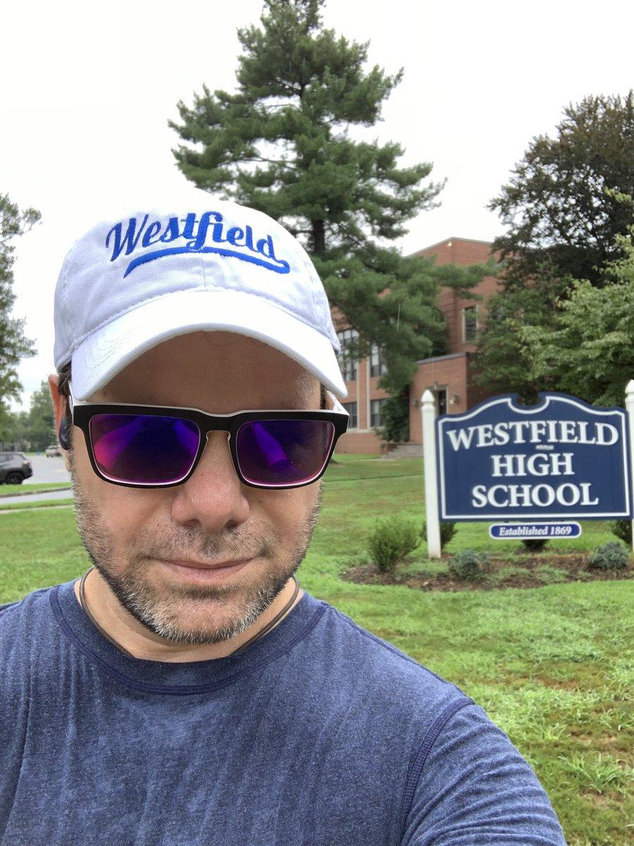 #westfield #highschool @WHS_BlueDevils 30 years later #memorylane #nostalgic