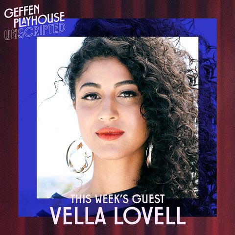 On this week's #GPUnscripted, @vellalovell joins Rory to talk about her new starring role in #WitchGP her time on @CW_CrazyXGF working with @Racheldoesstuff attending 2 colleges for the arts, diverse voices in the arts, & doing off off Broadway shows. 🎧: podcastone.com/geffen-playhou…