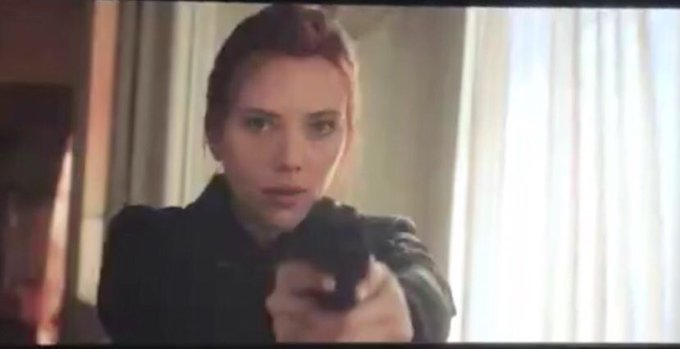 Black Widow Photo