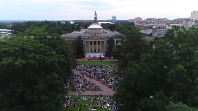 Phew. If it feels like Week of Welcome has been a blur … that's because it has! 😅 Catch your breath and relive it all here ⤵️ #UNC | #UNCWOW2019 https://t.co/K2WOJlde37