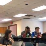 Image for the Tweet beginning: Fall Speech & Debate coaches