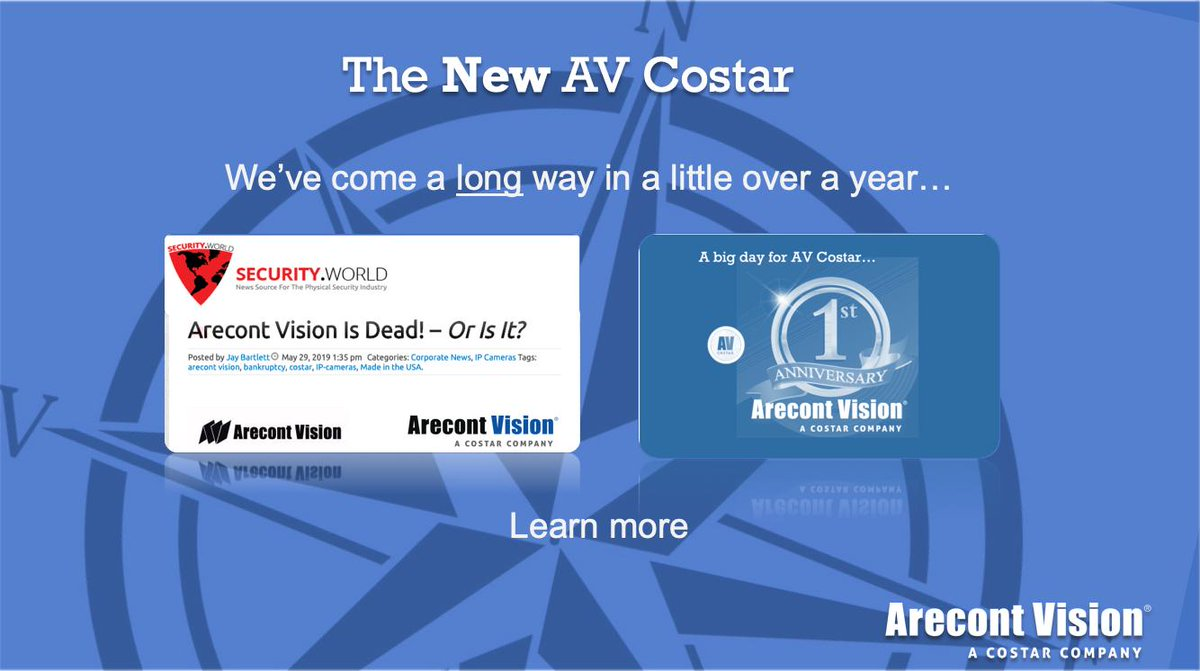 Arecont Vision (@arecontvision) | Twitter