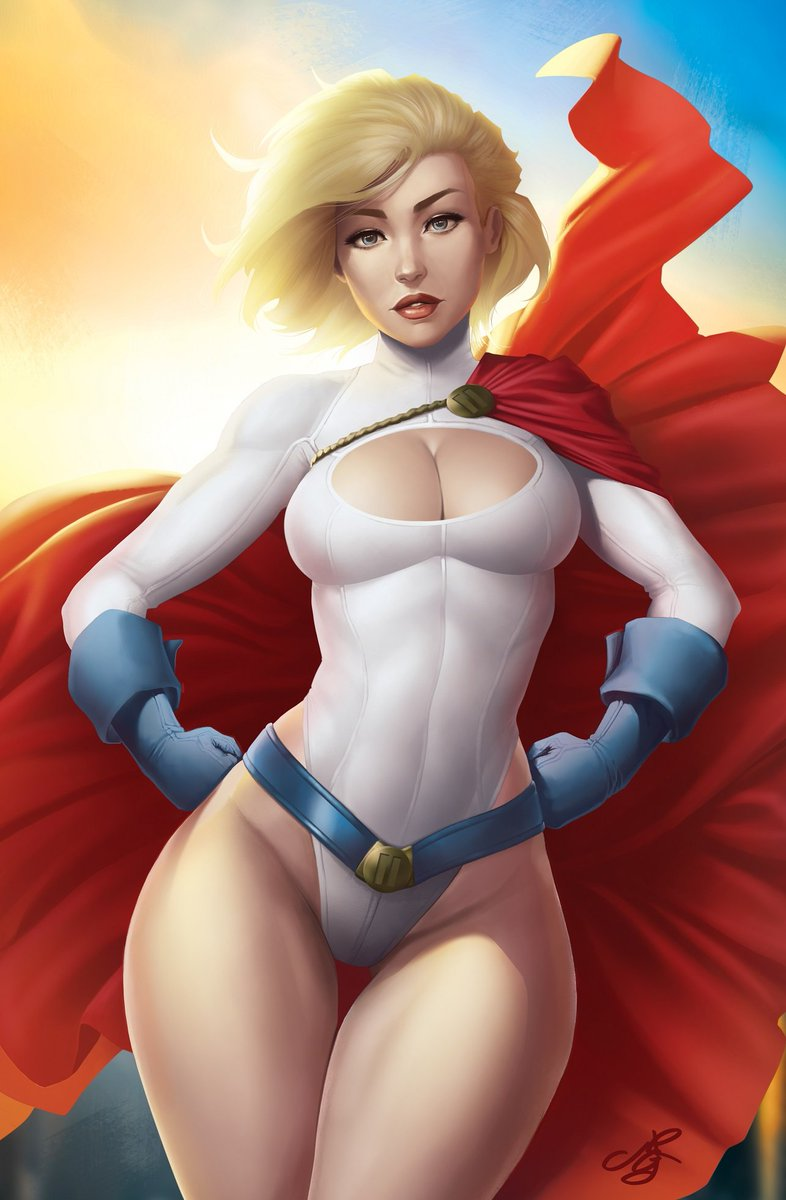 Free dc power girl cosplay porn