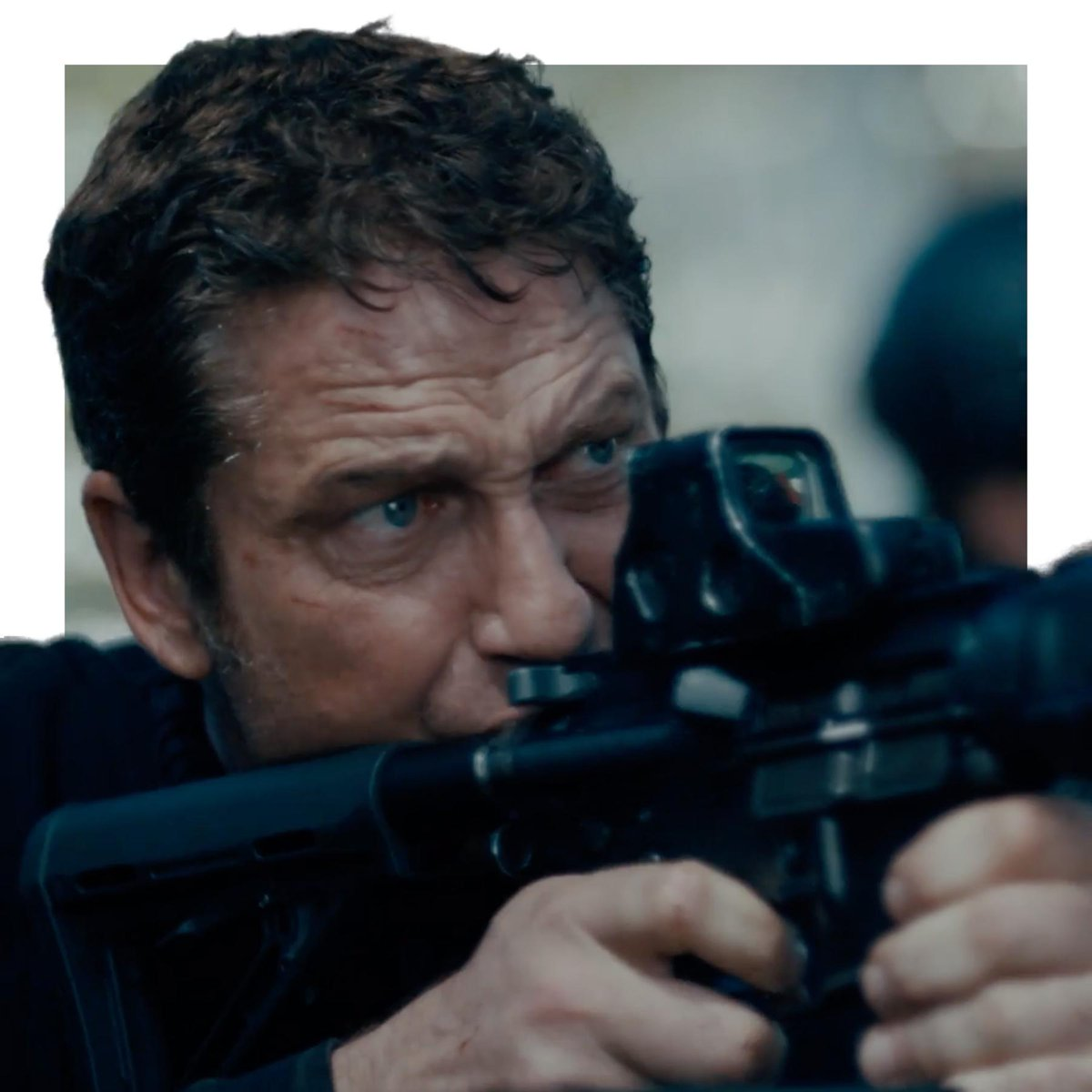 """Gerard Butler is the ultimate action hero."" Find out why everyone can't stop talking about #AngelHasFallen. NOW PLAYING: https://t.co/y78VgxTuDd https://t.co/58NPoXVHKa"