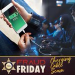 Image for the Tweet beginning: #FraudFriday #LASD warns people to