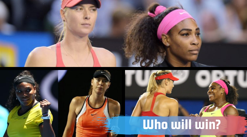 Clash of titans in the first round of the @usopen @serenawilliams and @MariaSharapova have played 21 games and a bit of animosity over the years, but this is their first meeting since the quarterfinals of the 2016 Australian Open. Who do you think will win? https://t.co/ZqxkTN7Ioo