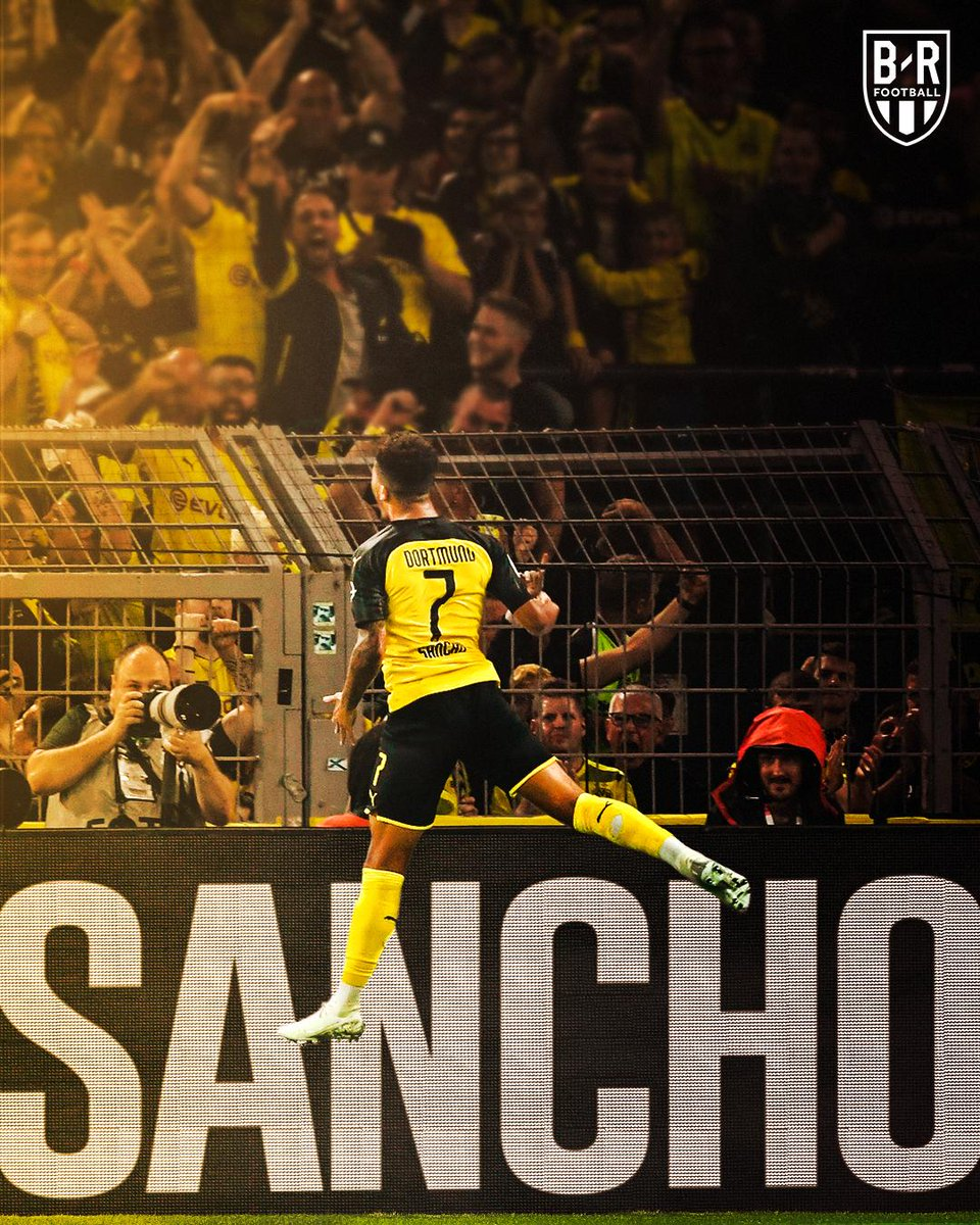 2 games. 2 goals. 2 assists.  2 wins.   @Sanchooo10 has started this @Bundesliga_EN campaign FAST <br>http://pic.twitter.com/hqAqORfsdF