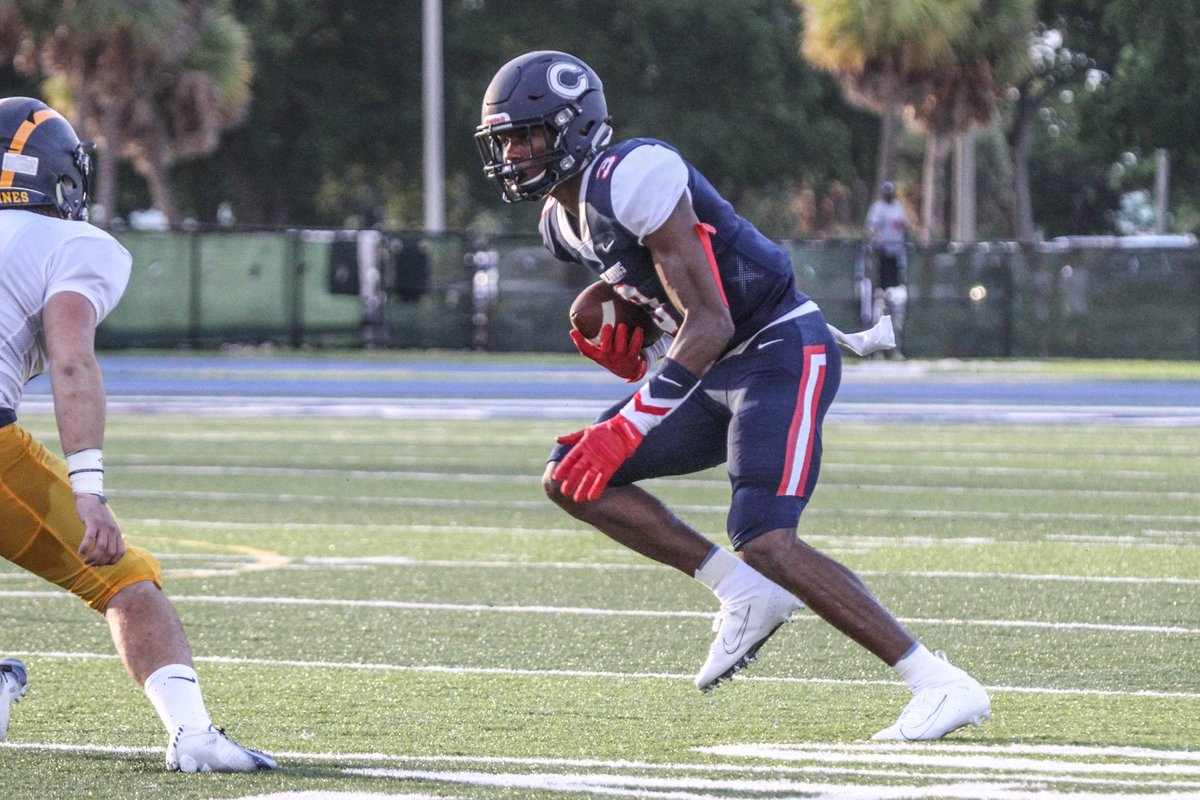 VIP: Top247 Xzavier Henderson says Miami still in it. He wants to see what the Hurricanes new offense looks like Saturday. https://t.co/t7LGL3mkGP https://t.co/0iHYE3Jnzl