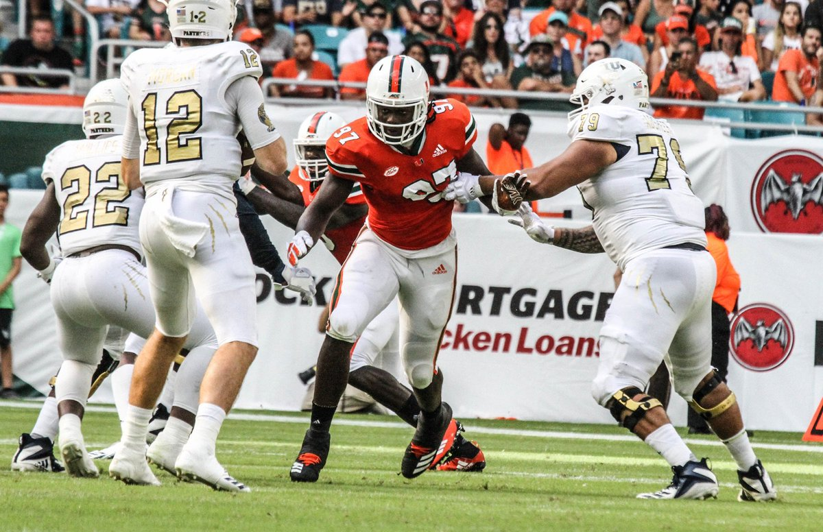 How does Miami beat Florida? Get to the QB. @247Canes has more keys to the game: https://t.co/X5uHeejMQA https://t.co/9XtCMITfZ4