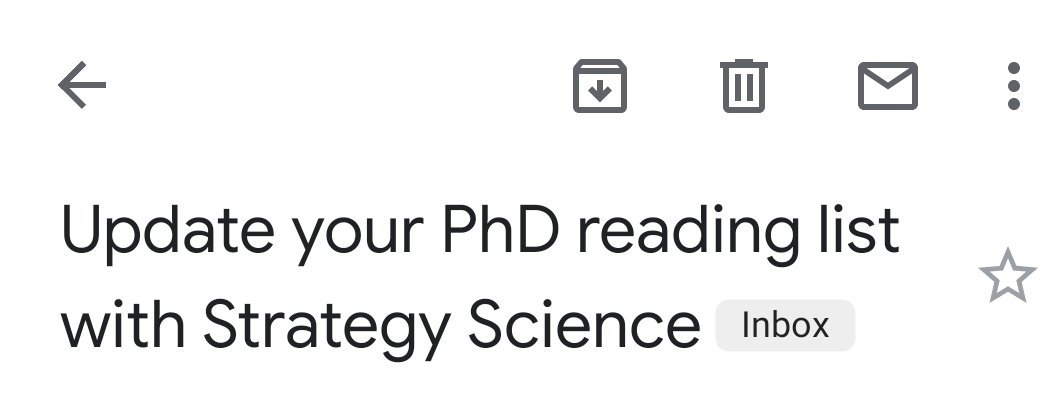 This subject line triggered a hard delete from me.