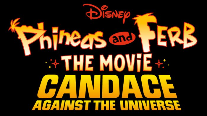 New Songs,New Adventures,New Space,Milo Murphy's Law Cameos & More Songs Check The New Logo Of #PhineasAndFerb The Movie #CandaceAgaintsTheUniverse 2020 on @disneyplus<br>http://pic.twitter.com/gzjPhoIIaF