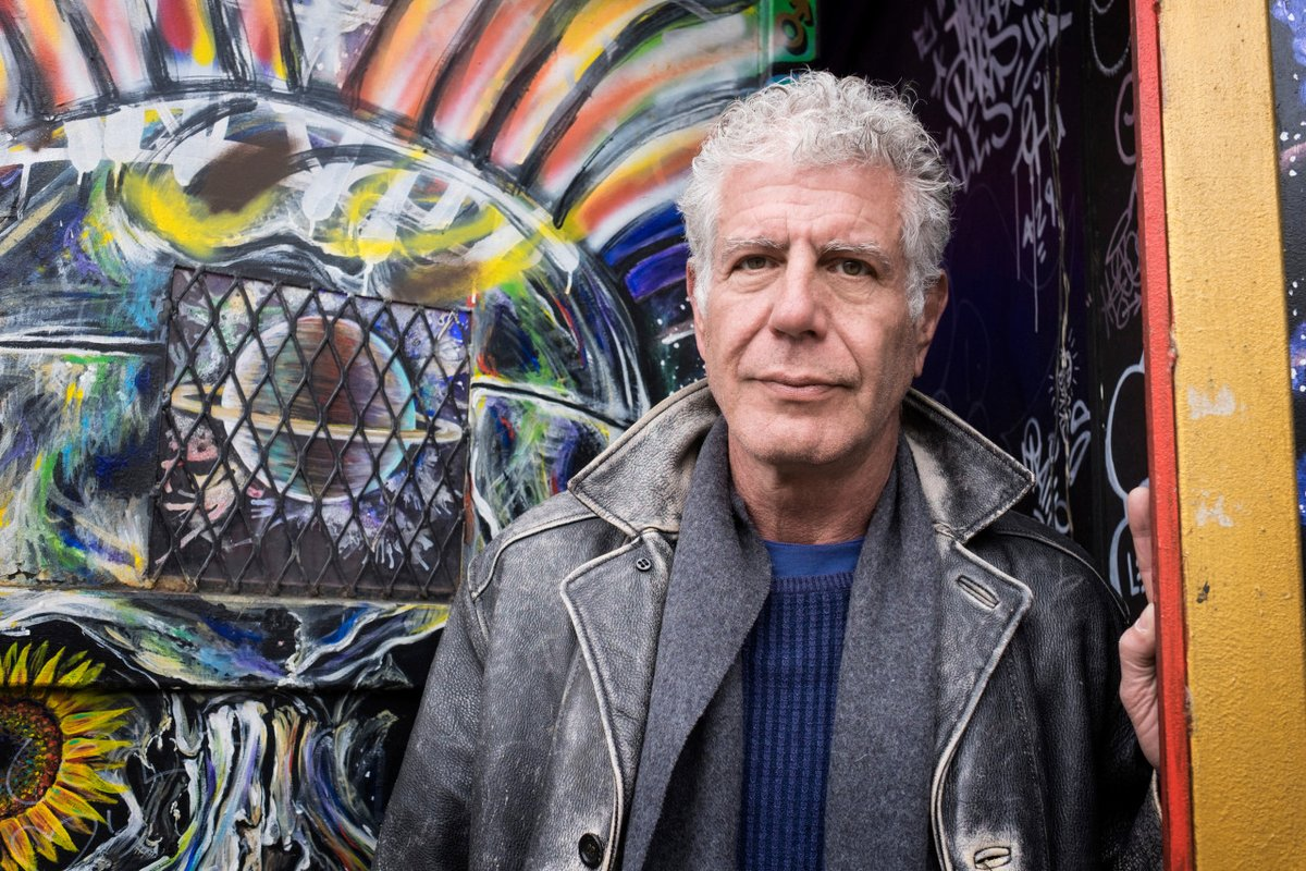 RT @IndieWire: How Anthony Bourdain Found His On-Screen Voice and Changed Television https://t.co/CmCz5gkG7K https://t.co/5WmcMcoOJU