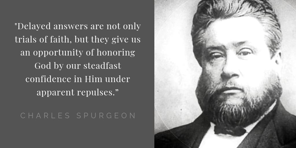 16 #CharlesSpurgeon Quotes That Will Stir Your Zeal for #Prayer @AndrewWHess @CHSpurgeon https://t.co/ZIFaKKs7KD https://t.co/6GBvkGsHEo