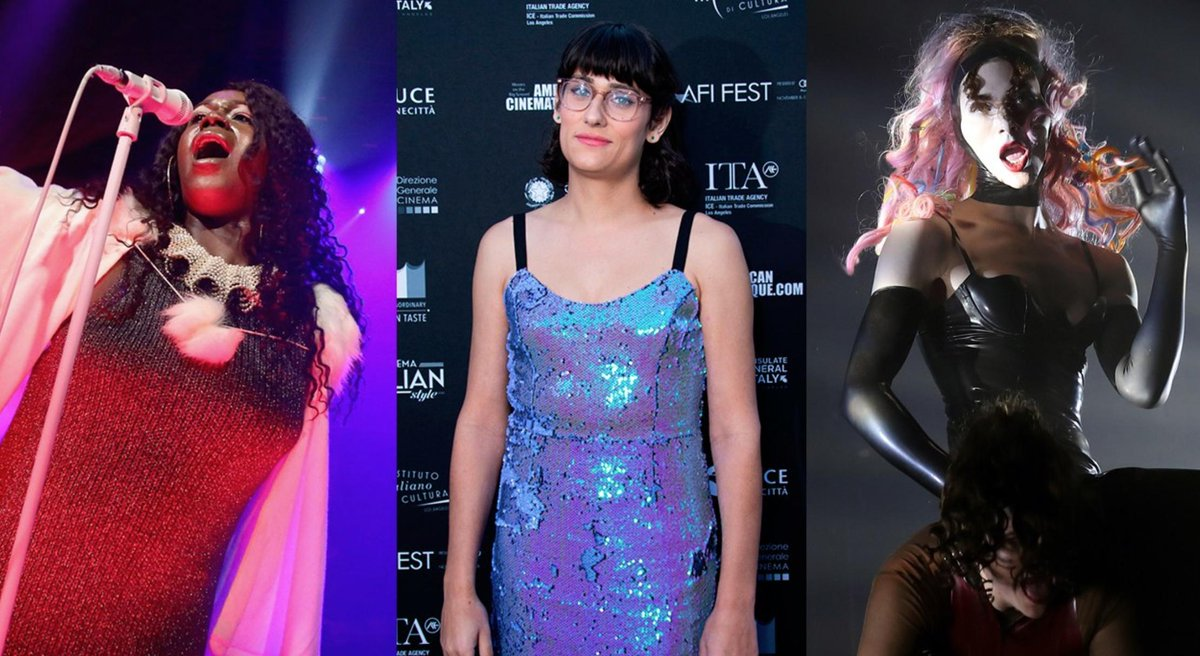 7 #Trans Women Who Are Redefining the Future of Pop Music:  https:// bit.ly/2GxFVQ1    <br>http://pic.twitter.com/OYYET8mfyY