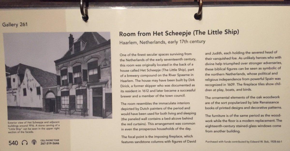 test Twitter Media - Interieur uit Haarlemse brouwerij t Scheepjen aan het Spaarne @philamuseum met oa 17e eeuws glas in lood. Namen via museumwebsite te vinden https://t.co/iLTZOJMIob