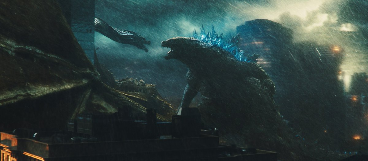 Start the weekend with a ROAR. Own #GodzillaMovie on @movies_anywhere now!<br>http://pic.twitter.com/N7vXgjCb7X