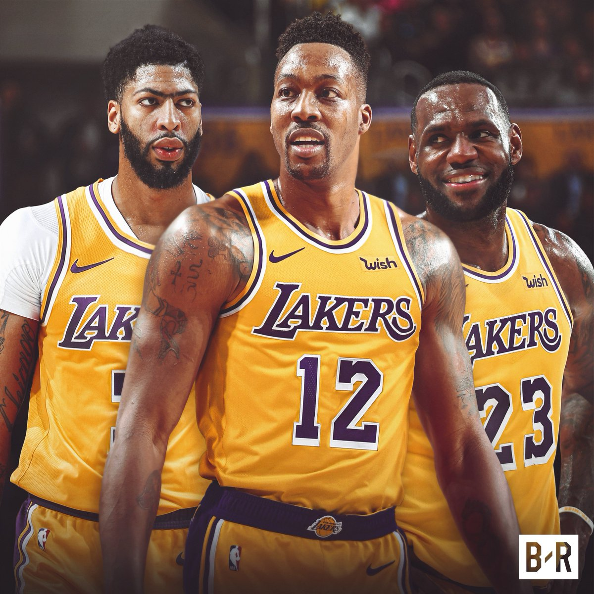 @BleacherReport's photo on Dwight Howard