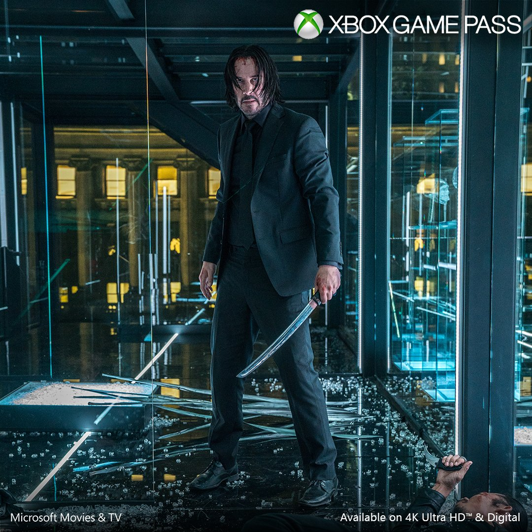 Think you can take John Wick? Get #JohnWick3 on Xbox and for a limited time, get 2 weeks of Xbox Game Pass free.  http:// bit.ly/JWGamePass     <br>http://pic.twitter.com/903aEQMRqh