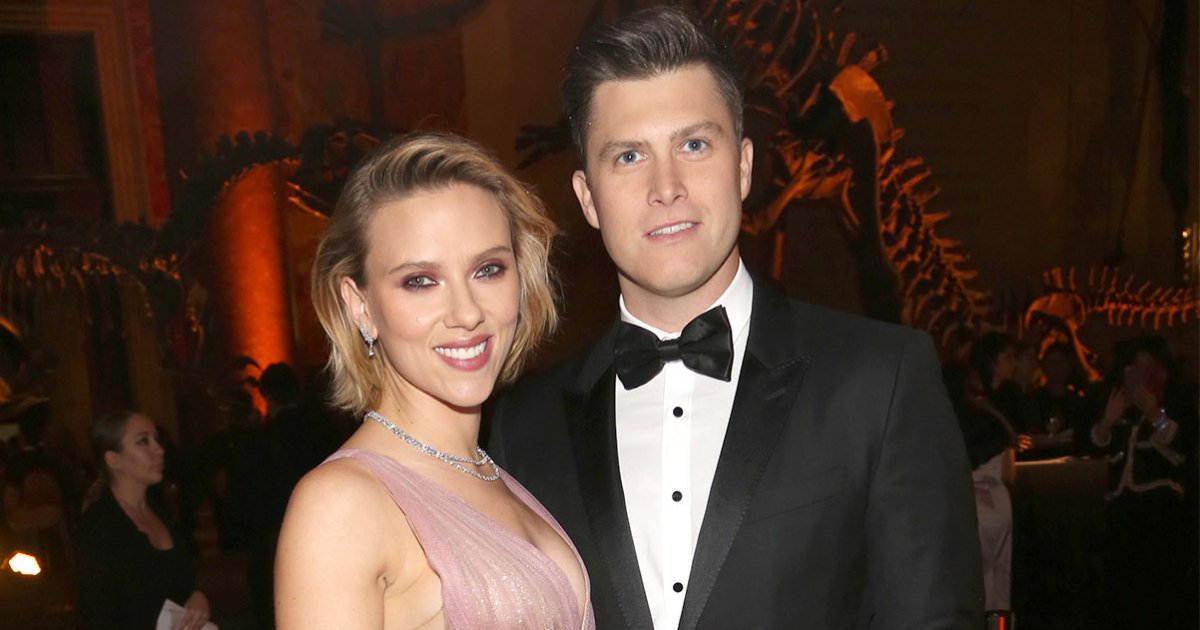 Scarlett Johansson and Colin Jost Have Sweet Date Night at Same Gala Where They Went Public - https://t.co/PiTHxafJhT https://t.co/UJCYQAu3AJ https://t.co/xtK52ZSqL3