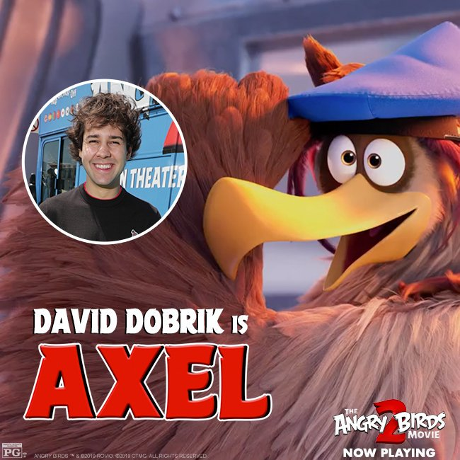 The Angry Birds Movie 2 On Twitter We Ll Get Tacos With This Guy