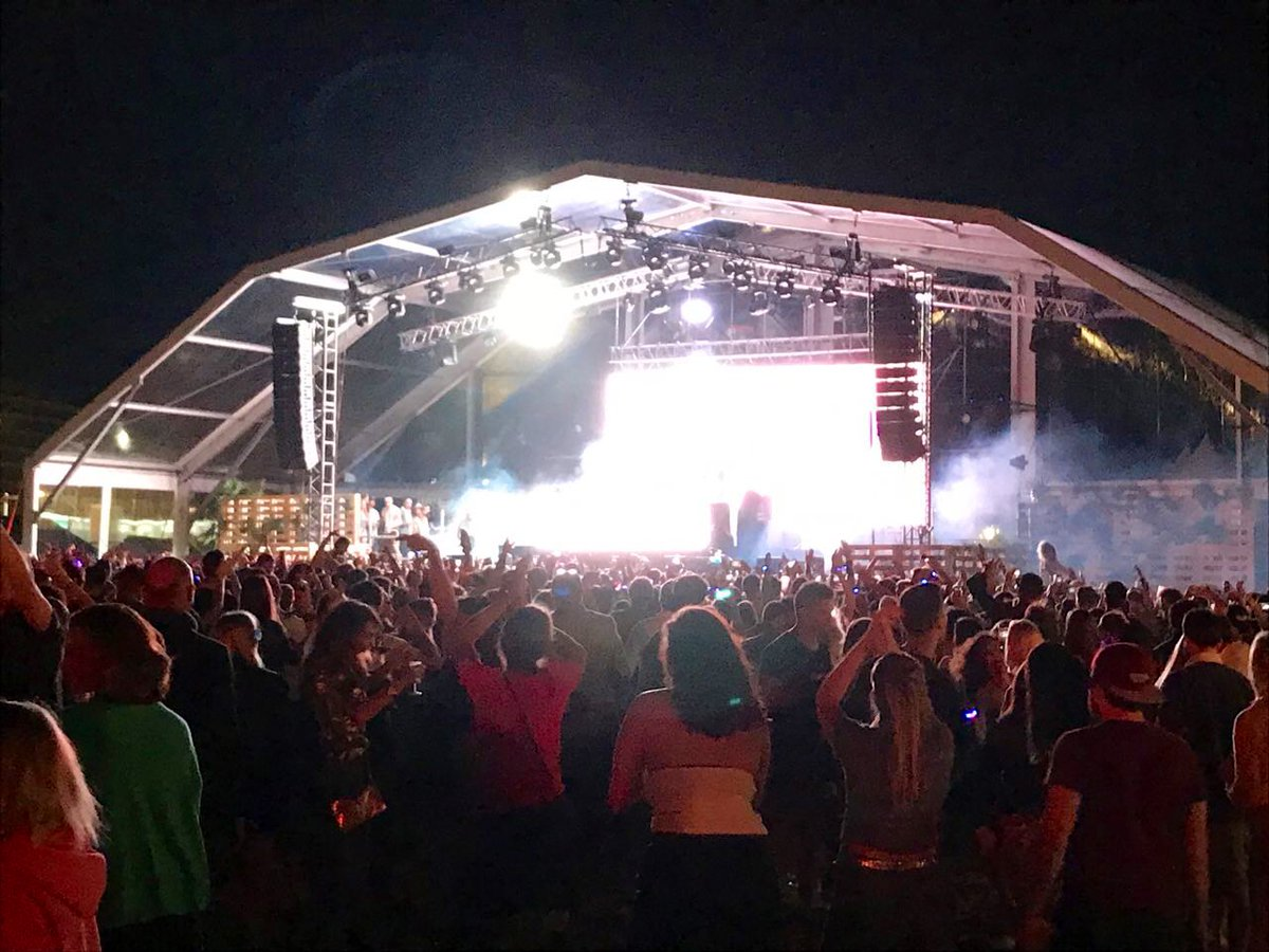 Touquet Music Beach #Festival : encore un grand succès cette année et une formidable ambiance pour cette première soirée ! 🎵