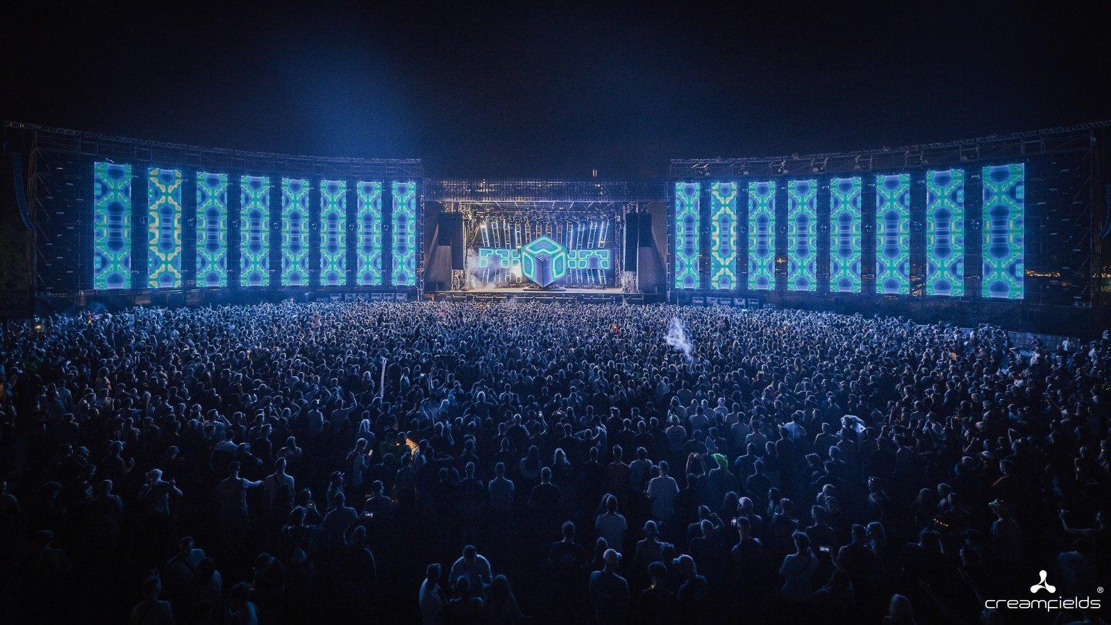 Creamfields 2019 - Friday Photo