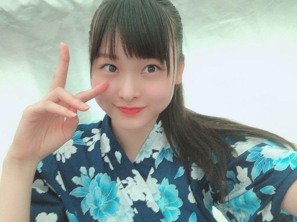 おはみくりん!今日は滋賀遠征だよ〜!✨💚近江八幡AQUA21 1Fセンターコート観覧無料で、撮影OKです!!👀💗会いに来てください\(◦´-`◦)/